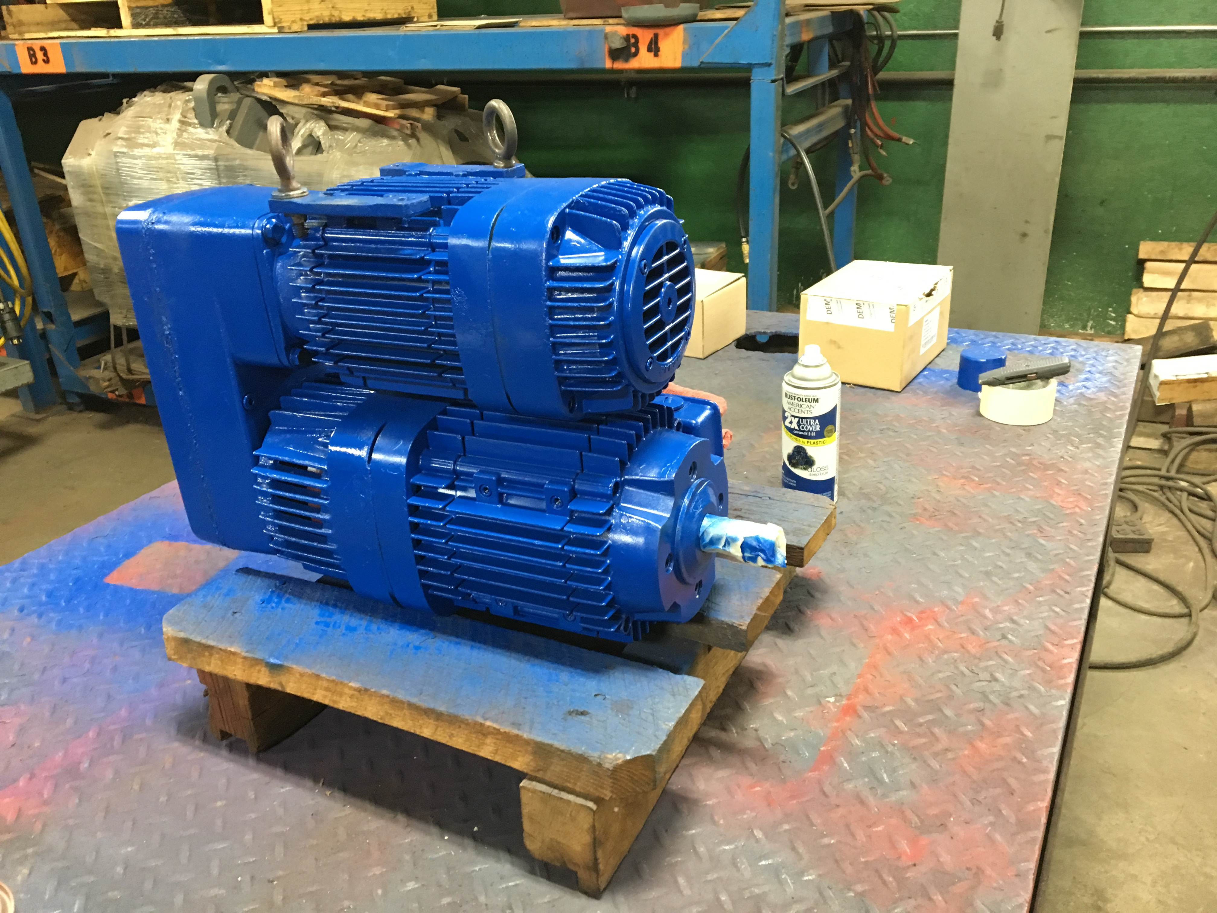 Mannesmann Demag Electric Motors American Electric Motors